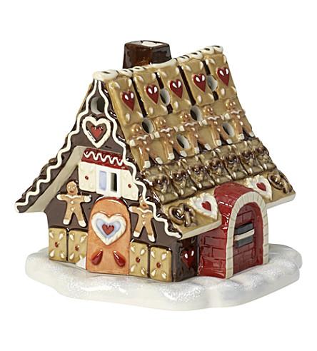 VILLEROY & BOCH Mini Christmas ginger house 10cm