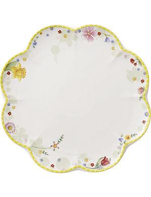 VILLEROY & BOCH Spring awakening flat plate 27cm