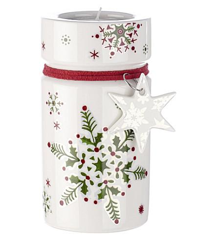 Villeroy Boch Newmodern Christmas Tea Light Holder 12