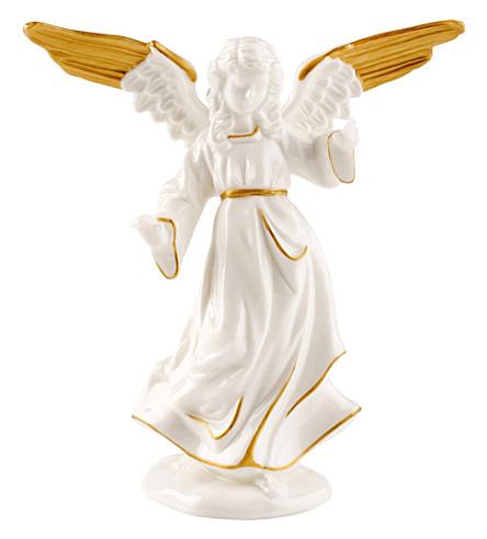 VILLEROY & BOCH Angel nativity ornament