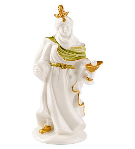 VILLEROY & BOCH King balthasar nativity ornament