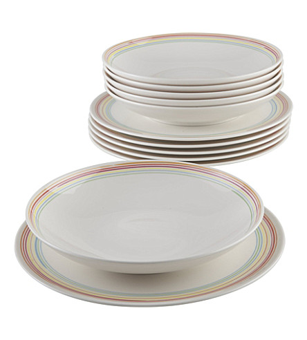 VIVO Voice Lines dinner set 12 pieces