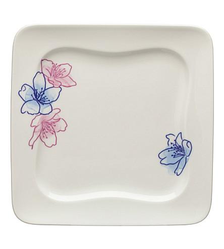 VIVO Maui salad plate 22cm square