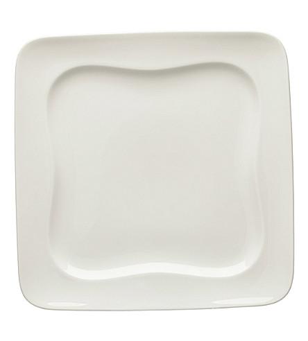 VIVO Square porcelain plate 27cm