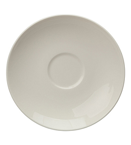 GALLO DESIGN Basic White coffee saucer 14cm
