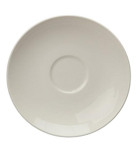 GALLO DESIGN 基本白色咖啡飞碟14厘米