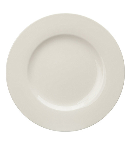 GALLO DESIGN Basic White flat plate 27cm