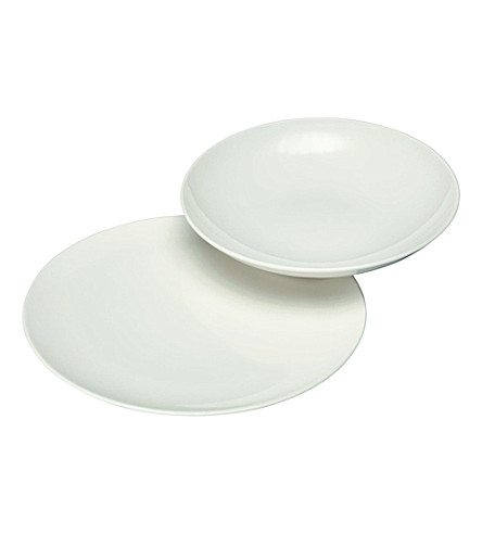 GALLO DESIGN Basic White dinner set 12 pieces