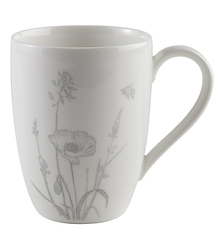GALLO DESIGN Bumblebee porcelain mug