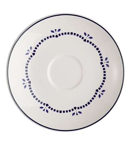 GALLO DESIGN Daily Blue coffee saucer 14cm