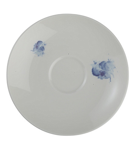 GALLO DESIGN Pansy porcelain saucer 14cm