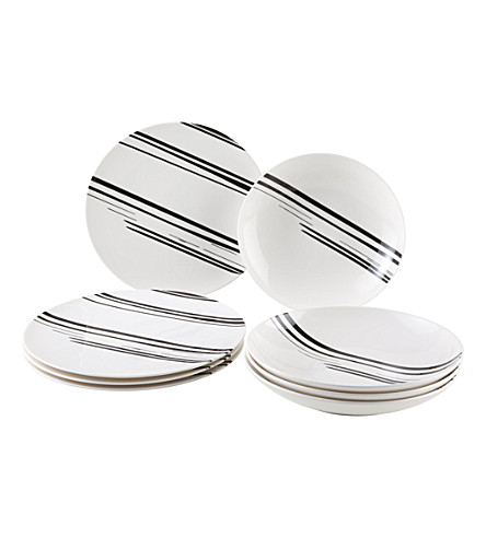 VIVO Lines up thin 8-piece dinner set