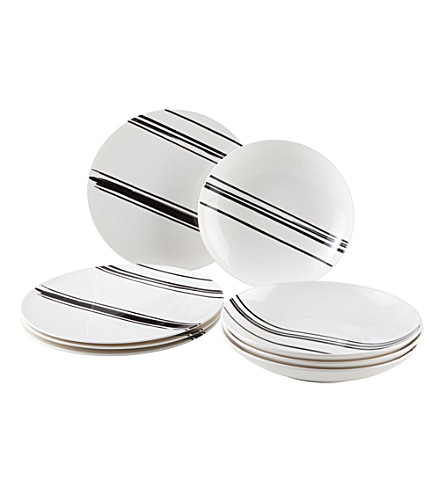VIVO Lines up bold 8-piece dinner set