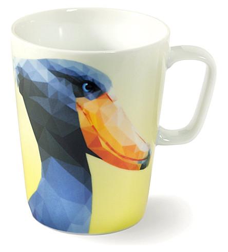 VIVO Exotic Birds shoebill stork mug 0.30l