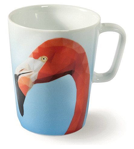 VIVO Exotic Birds flamingo mug 0.30l