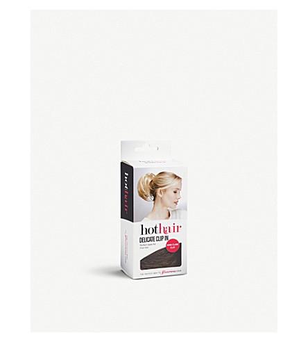 HOTHAIR Delicate Clip In hair extension (Auburn+twist