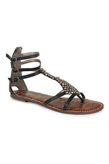 SAM EDELMAN Ginger leather sandals
