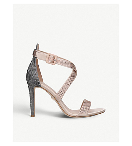 KNIGHTSBRIDGE JEWEL - High heeled sandals - metal comb Geniue Stockist For Sale Discounts Cheap Online Collections Cheap Price ucS069ms