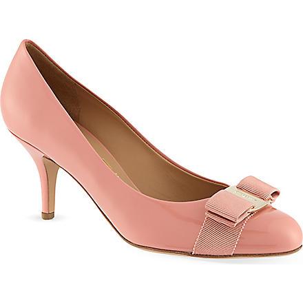 FERRAGAMO Carla 70 court shoes (Pink