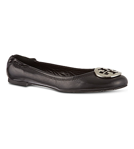TORY BURCH Reva pumps (Blk/other