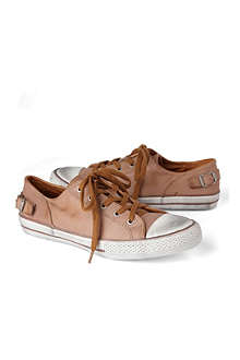 KURT GEIGER Louise leather trainers