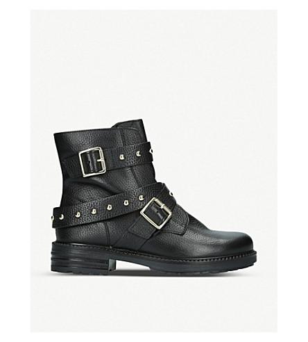 KURT GEIGER LONDON Stinger studded leather boots