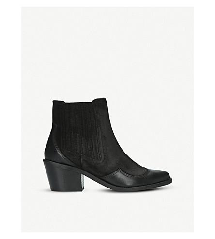 KURT GEIGER LONDON Raiden leather Chelsea boots
