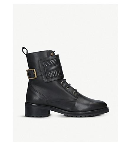 KURT GEIGER LONDON London leather boots