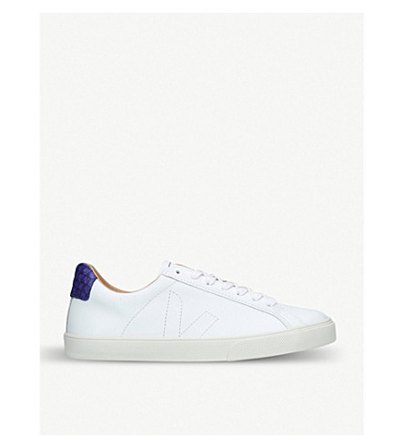 VEJA Esplar leather trainers (White/oth