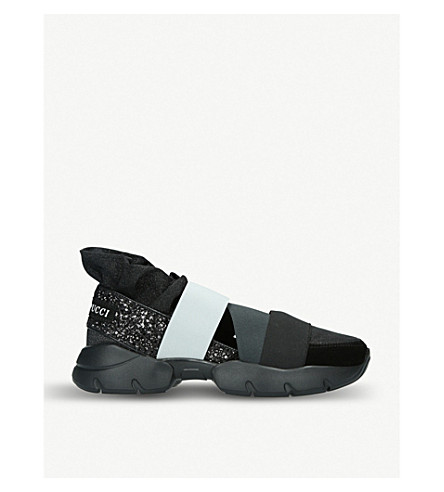 PUCCI City Up Night trainers (Black