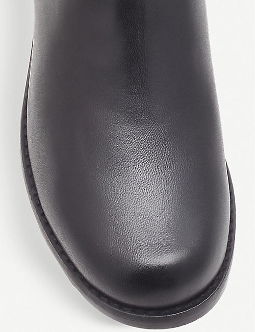 STUART WEITZMAN The 5050 over-the-knee leather boots