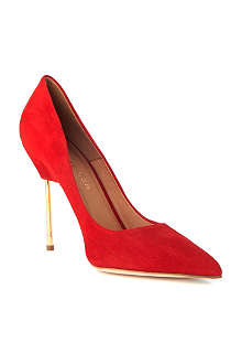 KURT GEIGER Elliot stilettos red