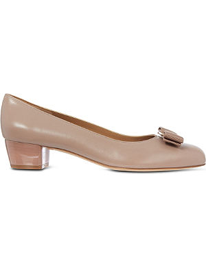 FERRAGAMO Vara court shoes