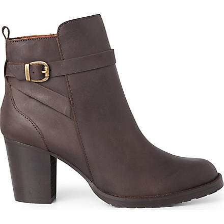 KURT GEIGER Sofie ankle boots (Brown