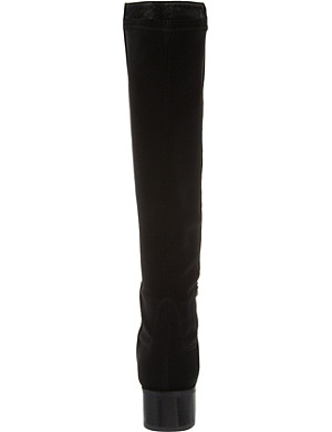 STUART WEITZMAN Mezza Mezza leather riding boots