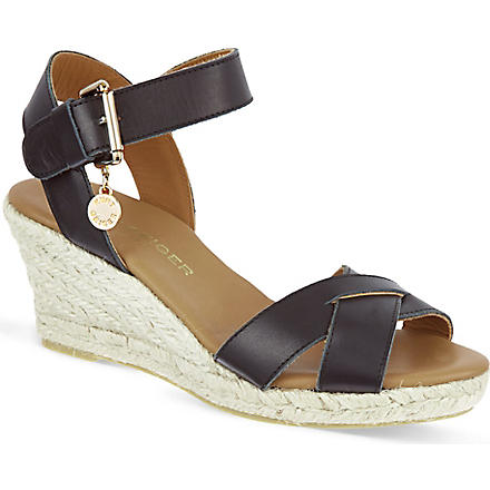 KURT GEIGER Lisbon sandals (Black