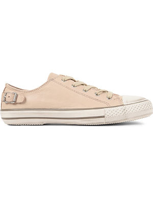 KURT GEIGER Liberty leather trainers
