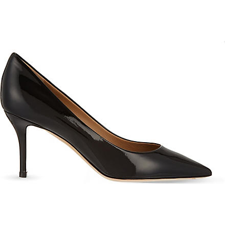 FERRAGAMO Susi 70 court shoes (Black