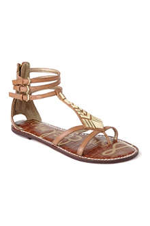 SAM EDELMAN Genna leather sandals