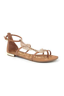 SAM EDELMAN Tyra leather sandals