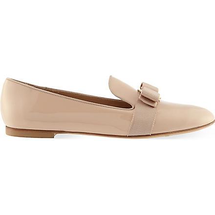 FERRAGAMO Scotty loafers (Nude