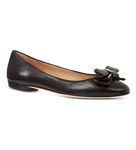 FERRAGAMO Rubia pumps (Black