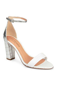 KURT GEIGER Isabella leather sandals