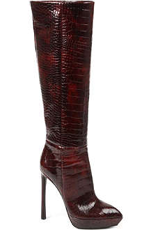 KURT GEIGER Earl over-the-knee boots
