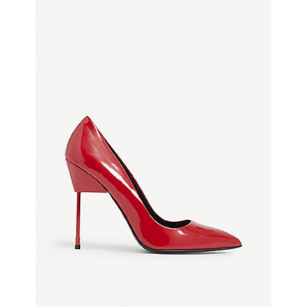KURT GEIGER Britton court shoes (Red