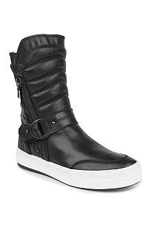 KURT GEIGER Ashton high-top trainers