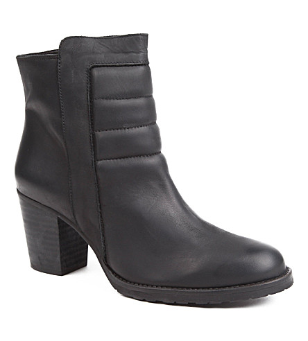 KURT GEIGER LONDON Arno ankle boots (Black