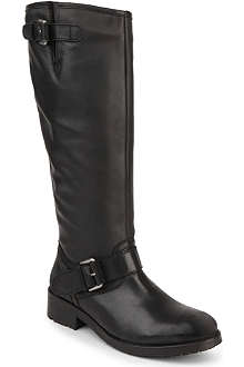 KURT GEIGER Albion leather knee-high boots