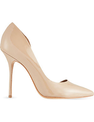 KURT GEIGER Anja court shoes