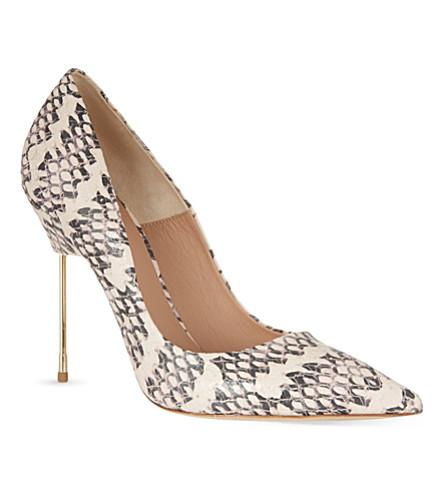 KURT GEIGER LONDON Britton court heels (Pink comb